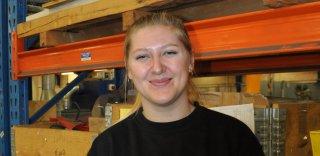 Anne-Sofie vil være maskinmester