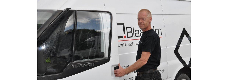 Har du mødt servicetekniker Alex Bigum?