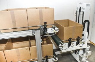 Kasseveksler betyder fuld udnyttelse af plaststøbemaskinerne hos Schnoor Plast