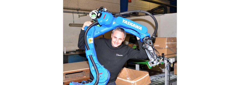 Vi fejrer hjernen bag 10 års robotprojekter